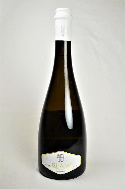 BIO Belo peneče vino Glam iz Sicilije 750 ml