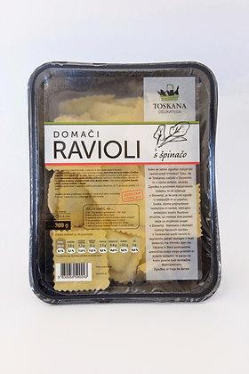 Ravioli s špinačo 300 g