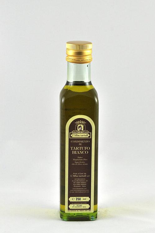 Alba- Olivno olje Z BELIMI TARTUFI 250 ml