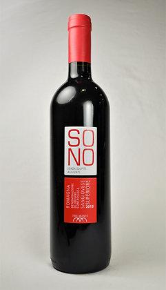 Rdeče vino SONO  Sangiovese superiore 750 ml
