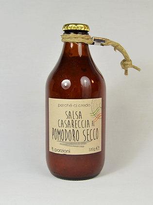 Perche' ci credo- paradižnikova omaka s posušenim paradižnikom 330 g