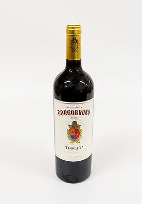 Borgobruno rdeče toskansko vino 750 ml