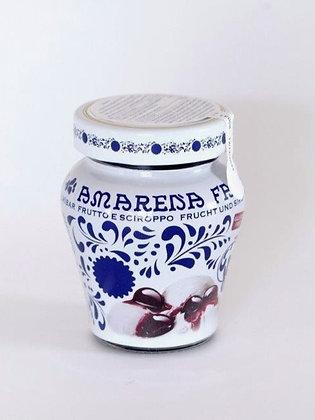 Fabbri- kandirane višnje v sirupu 230 g