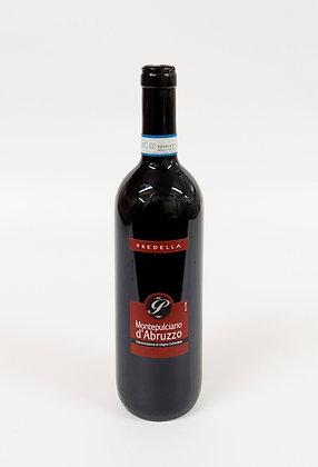 Rdeče vino Montepulciano d'Abruzzo doc 750 ml
