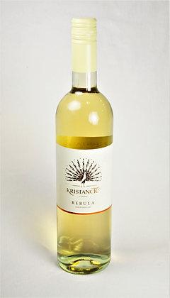 Kristančič- belo vino Rebula 750 ml