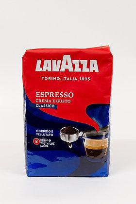 Kava Lavazza Crema e gusto v zrnu 1 kg