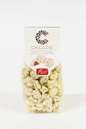 Fige oblite z belo čokolado 200 g