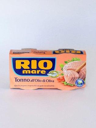 Rio Mare tuna v oljčnem olju 2x 160g
