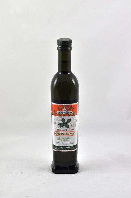 Olje s pekočo papriko Grappolini 500 ml