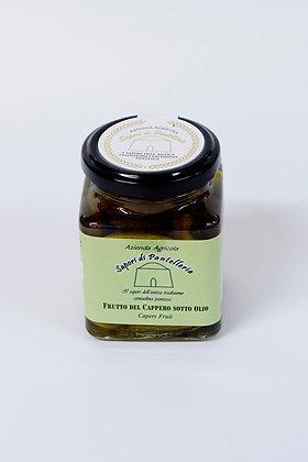 Kaprin sadež v ekstra deviškem oljčnem olju 170 g