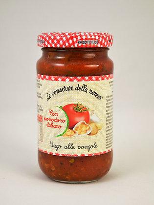 Nonna- omaka paradižnik in školjke venernice