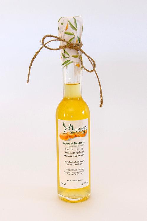 Mandaretto mandarinin liker iz Sicilije 200 ml