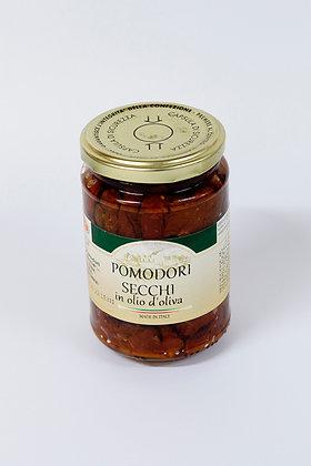 Sušen paradižnik v oljčnem olju 300 g