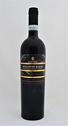 Alte Rocche Bianche- rdeče vino Dolcetto d' Alba 750 ml