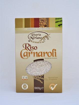 Merlano- luščen riž carnaroli 1000g
