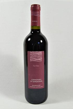 Rdeče vino Cannonau di Sardegna 750 ml