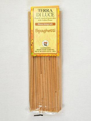 Terra di luce- polnozrnati špageti 500 g