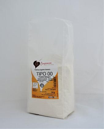 Molino Bongiovanni- Tip 00 pšenična moka 1000g