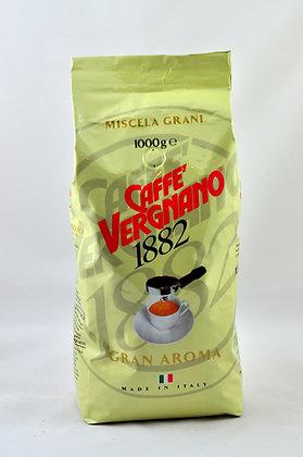 Kava Vergnano v zrnu 1000g