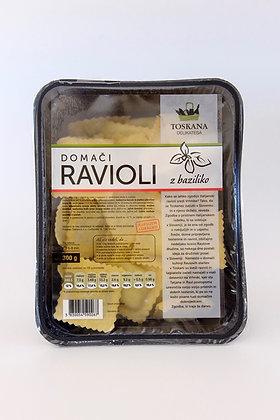 Ravioli z baziliko 300 g