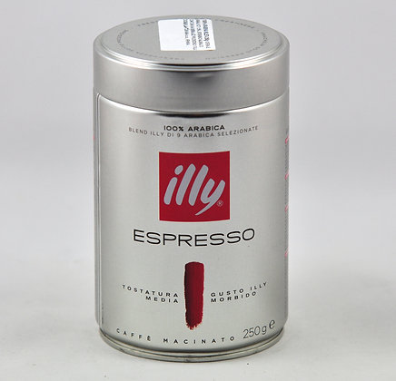 Kava Illy espresso mleta 250g