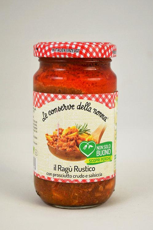 Nonna- Ragu rustico pršut in salsiccia 190g