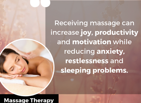 Stress Management & Massage Therapy