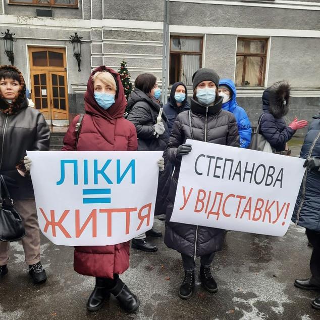 Степанов, руки геть від онкопрепаратів!