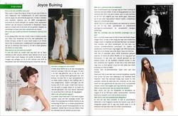 Interview Modellenland magazine 2016
