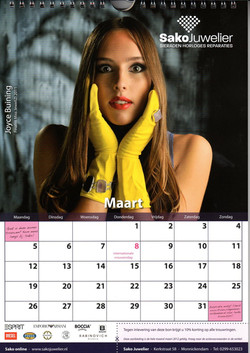 Kalender Jewelizi 2011 Maart