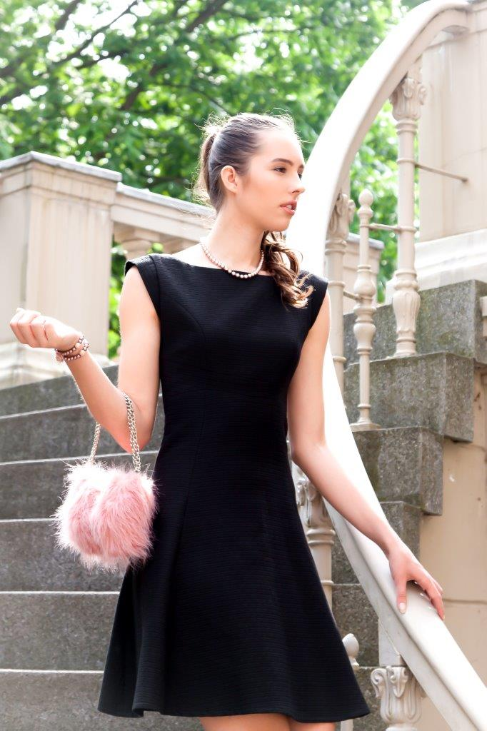 Lookbook collectie Any Black Dress