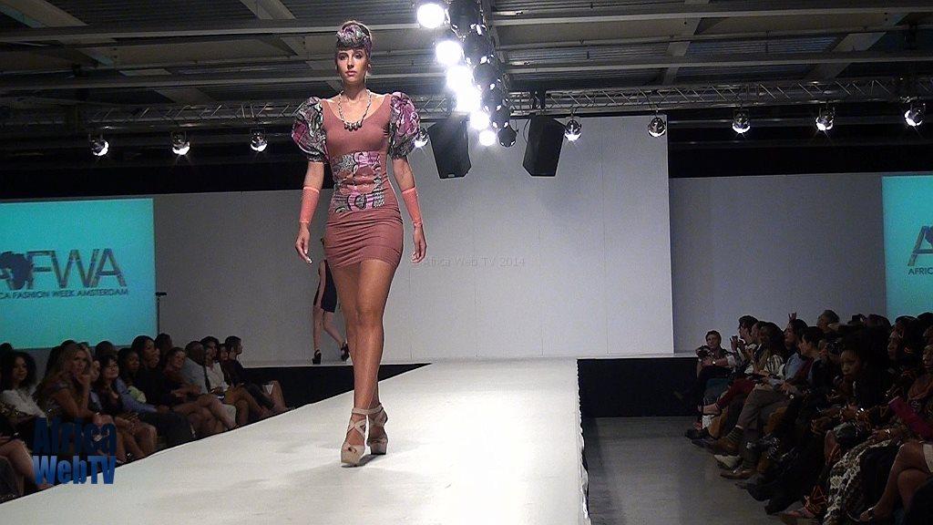 Africa Fashion Week Amsterdam dag 2