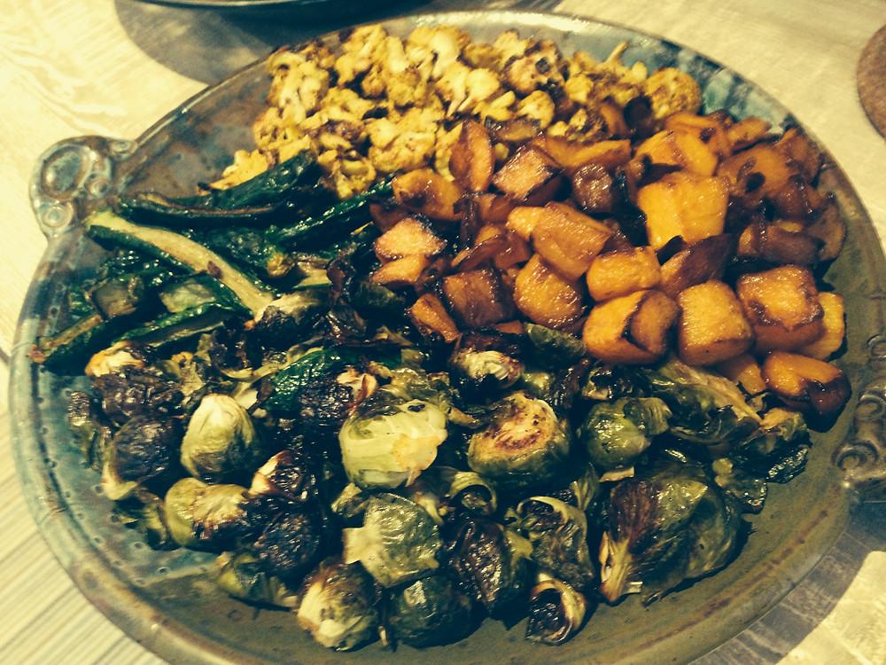 What should I eat? Vegetables.