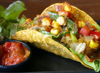 TACO TUESDAY TRY BEAN TACOS THAT ROCK!
