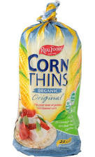 Have you tried these Corn Thins?