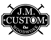 JM Custome Woodwork Logo