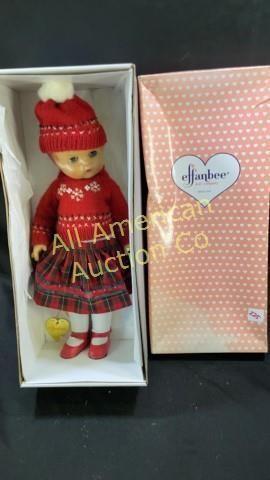 """Effanbee """"Patsy Ann"""" doll in original box"""