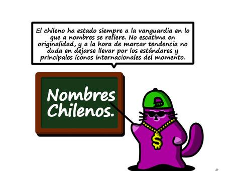 Nombres Chilenos