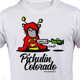 Pichulín Colorado