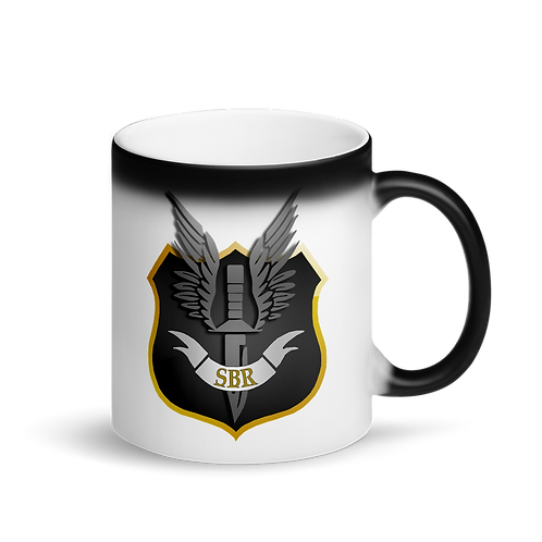 SBR Logo Magic Mug