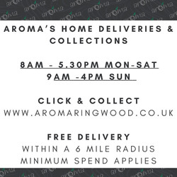 Our Opening Times