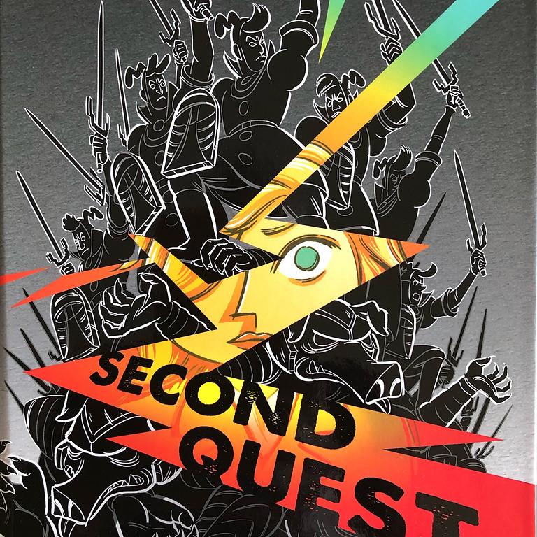 David Hellman's Exciting Graphic Novel