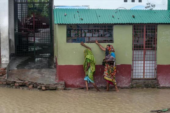 Ciclón Amphan, India.