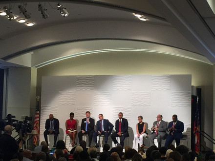 Election SZN: One Music Fest hosts Atlanta's Mayoral Forum