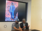Musiq Soulchild and Munson Steed announce Rolling Out's R.I.D.E Conference in press conference