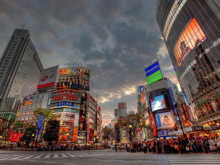 Japan in February!