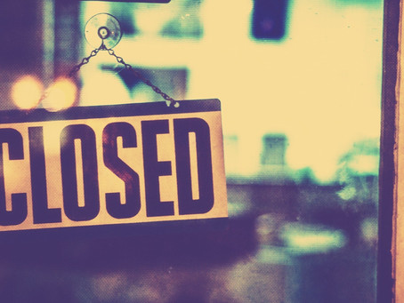 Summer Break! - Closed July 4th-7th