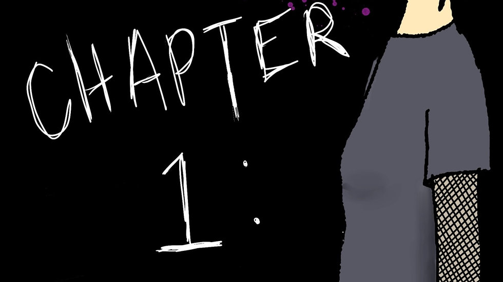 Chapter 1: Dead Animated