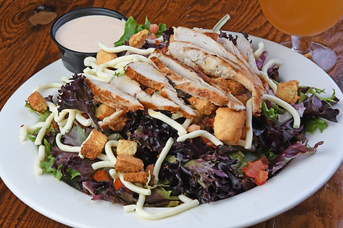 Pan Seared Chicken Salad