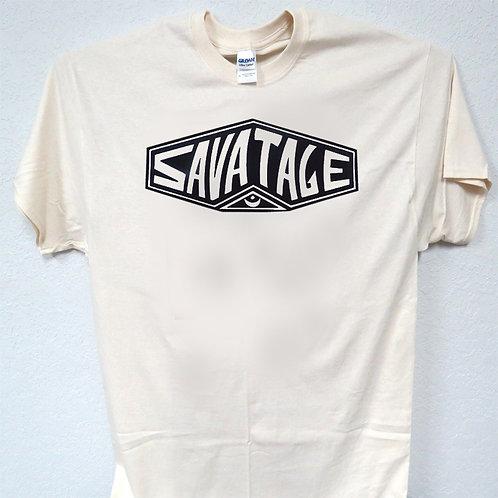 SAVATAGE,Vintage 1983 Rare Shirt, Sizes 3-5xl, T-Shirt T-1764Iv